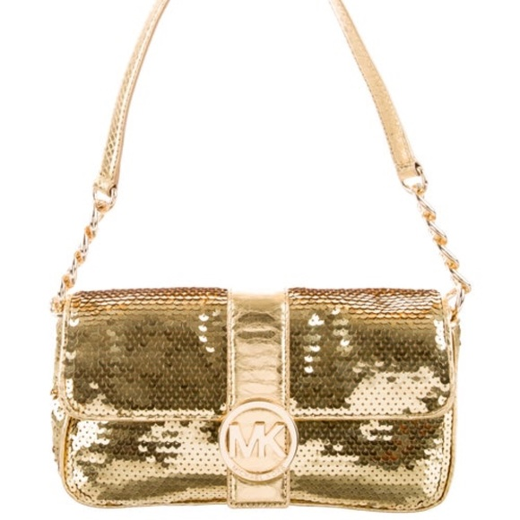 michael kors evening purses